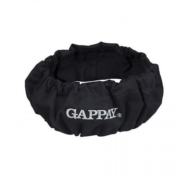 Gappay - Teleabdeckung, Schal, Coaty schwarz