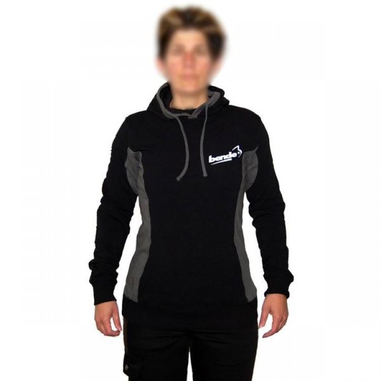 Bende - Sweater Kangaroo Frauen, schwarz