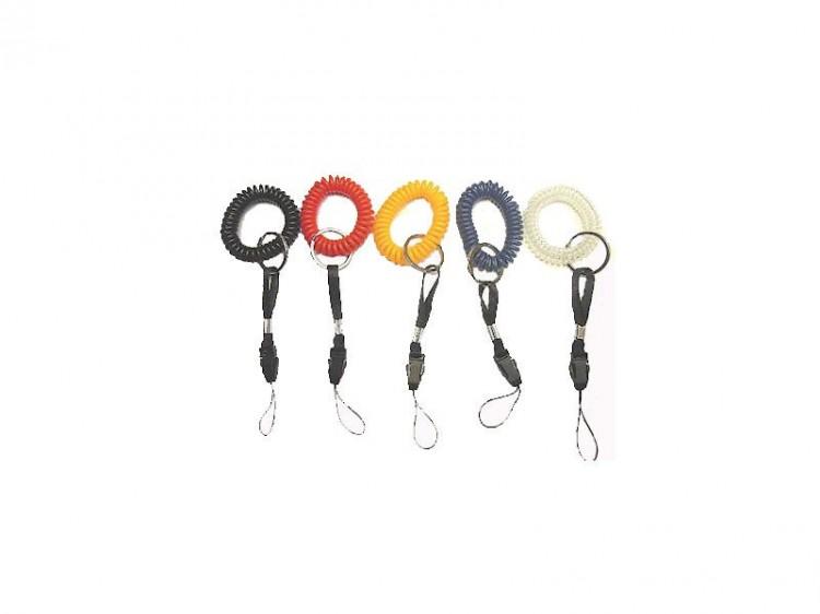 Clicker Spiralband mit Verlängerung