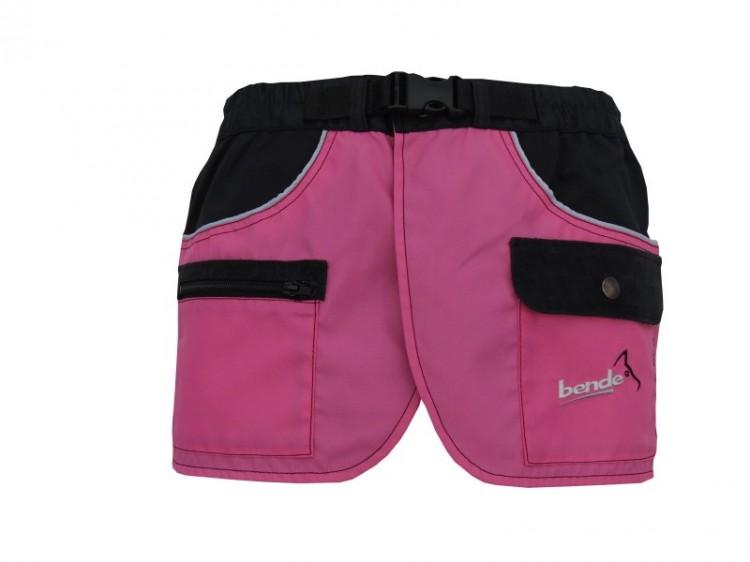 Bende - Arbeitskilt, pink-schwarz