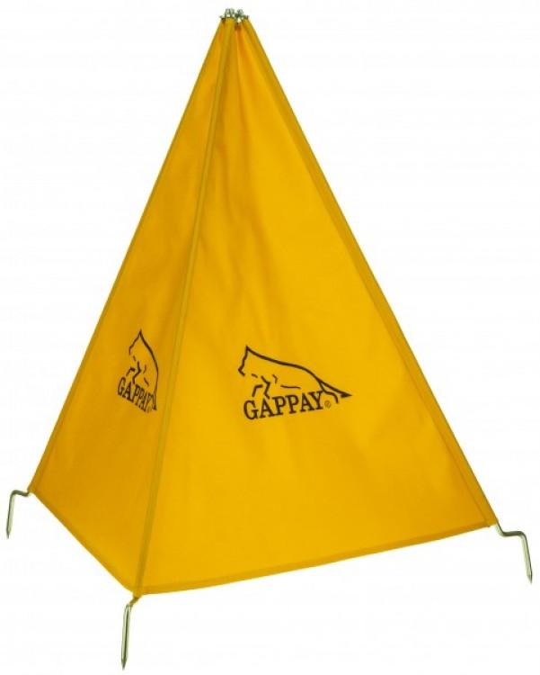 Gappay - Miniversteck mit Nylonplane, 80cm