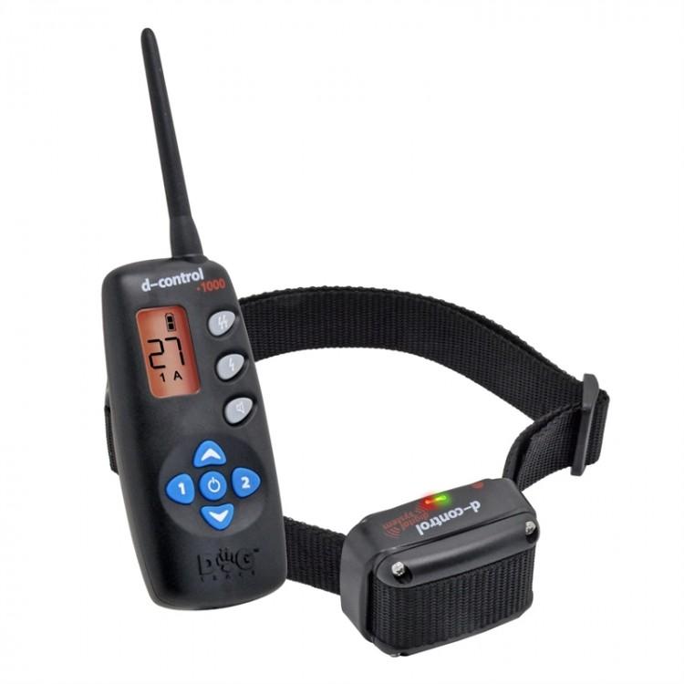 DogTrace - D-Control 1000, Jagd + Sport Ferntrainer