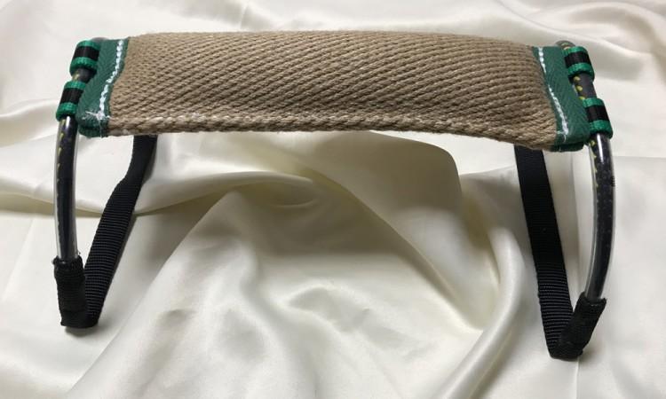 Voraus-Beißwulst Jute - 8 x 28cm, 2H