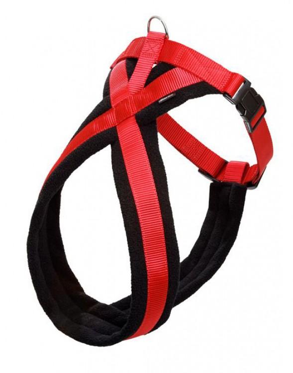 Karlie - Art Sportiv Geschirr Cross - rot