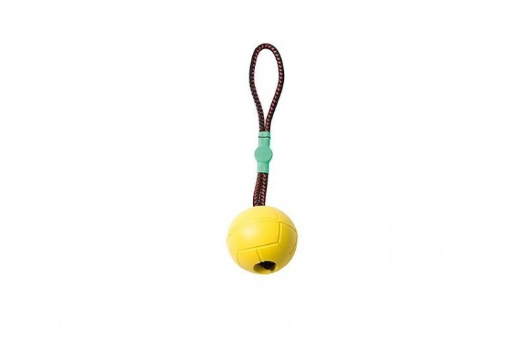 ABC Sport Klin - Moosgummi-Ball mit Magnet, Schlaufe