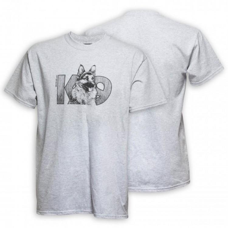 K9 - T-Shirt, Schäferhund