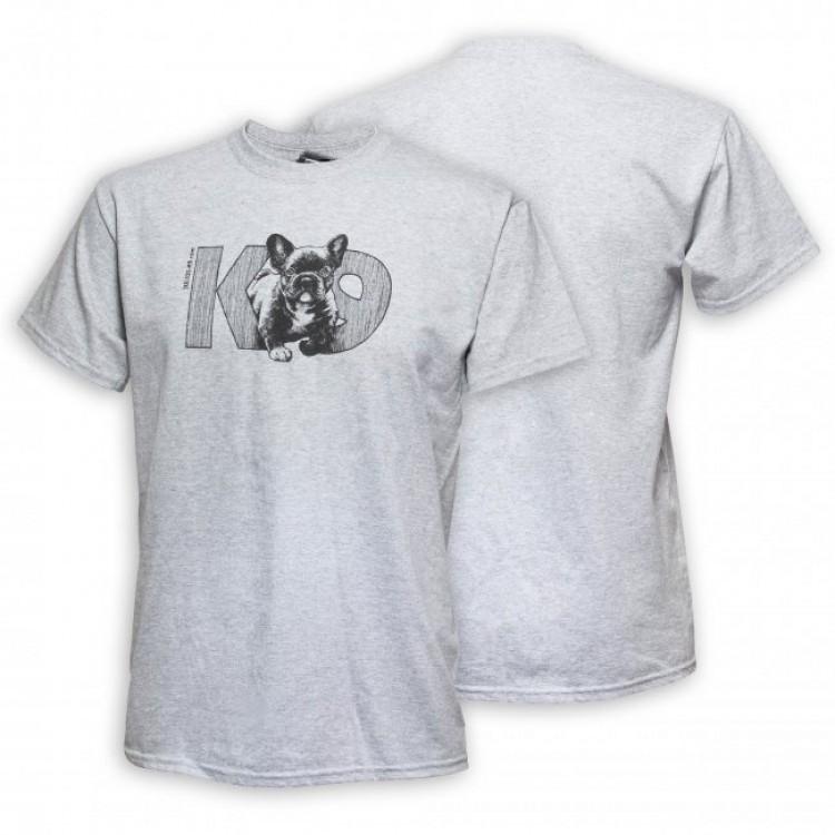 K9 - T-Shirt, Französische Bulldogge
