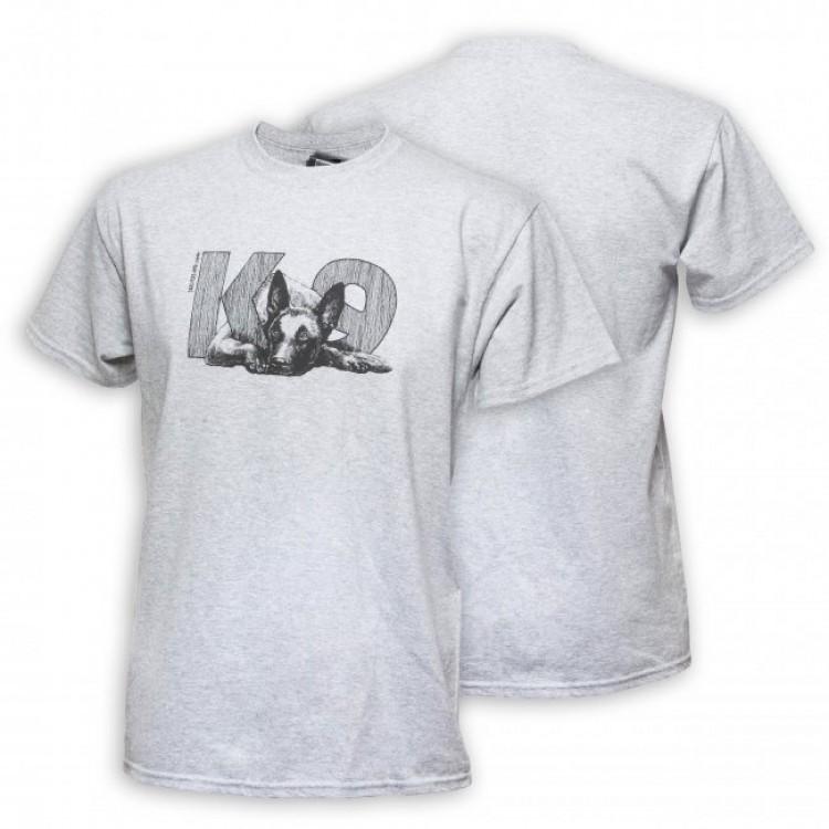 K9 - T-Shirt, Malinois