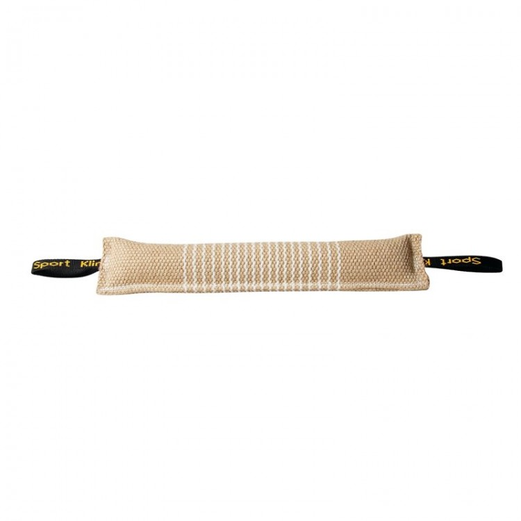 Beißwulst Jute - 10 x 60cm, 2H