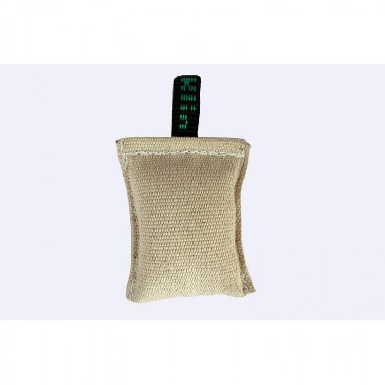 Beißwulst Baumwolle - 8 x 10cm, 1H
