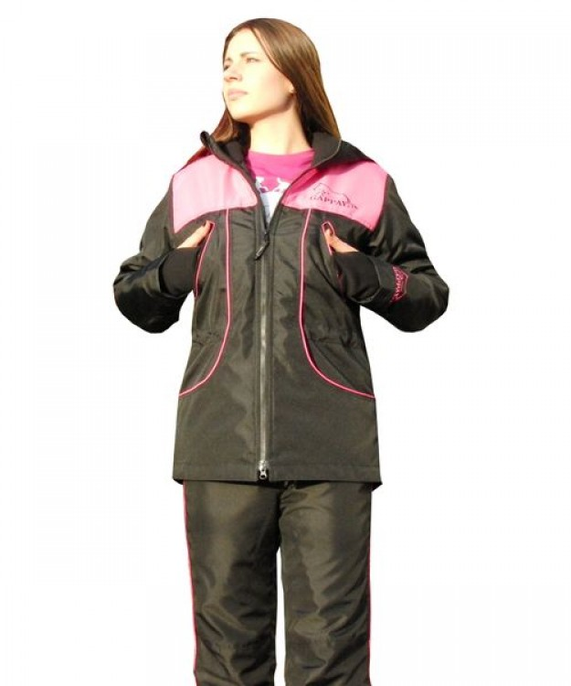 Gappay - Anorak Suprima Therm pink