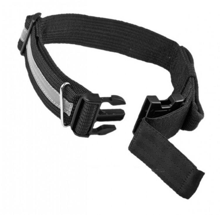 K9 - Powerhalsband mit Griff, Reflektor, 50mm