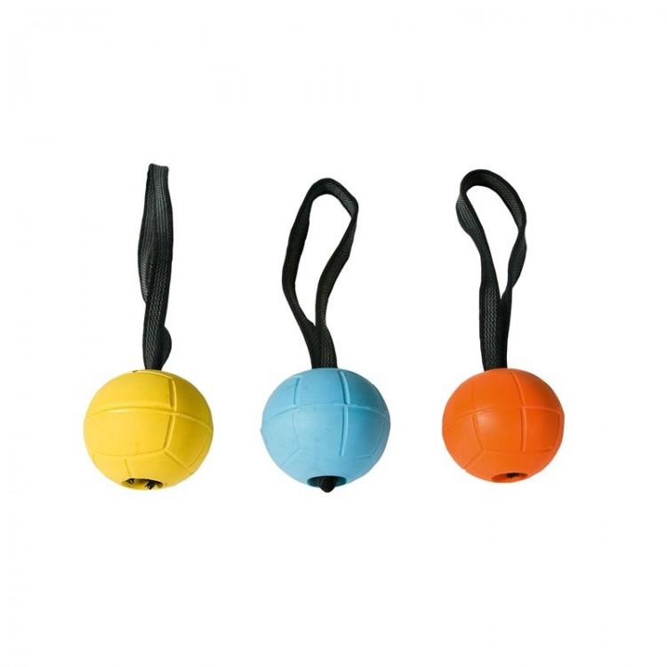 Klin - Moosgummiball, Antirutschband - 65mm