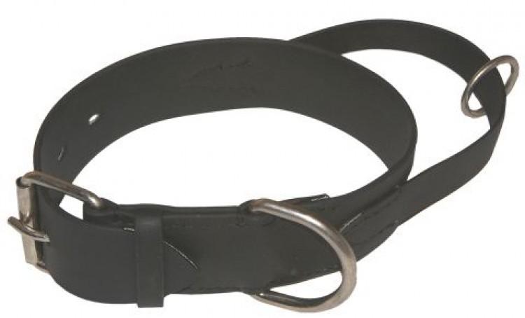 Schweikert - Biothane® Halsband, 50mm - Handeschlaufe