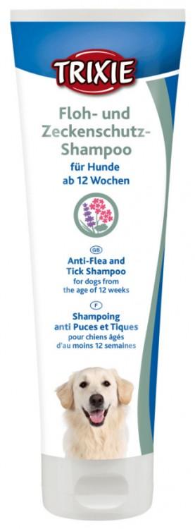 TRIXIE - Floh- und Zeckenschutz-Shampoo