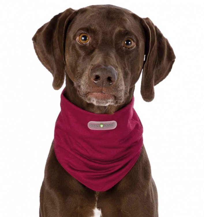 TRIXIE - Insect Shield® Dog Loop - bordeaux