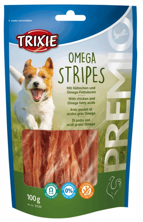 TRIXIE - PREMIO Omega Stripes, Vorteils Pack