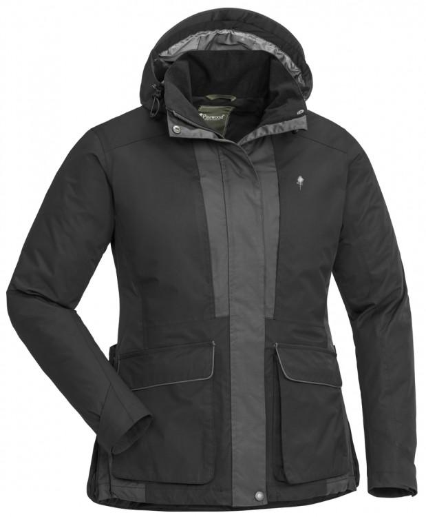 Pinewood - Dog Sports Jacke 2.0, Damen - schwarz