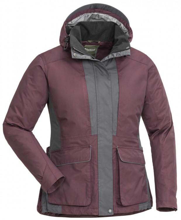 Pinewood - Dog Sports Jacke 2.0, Damen - plum