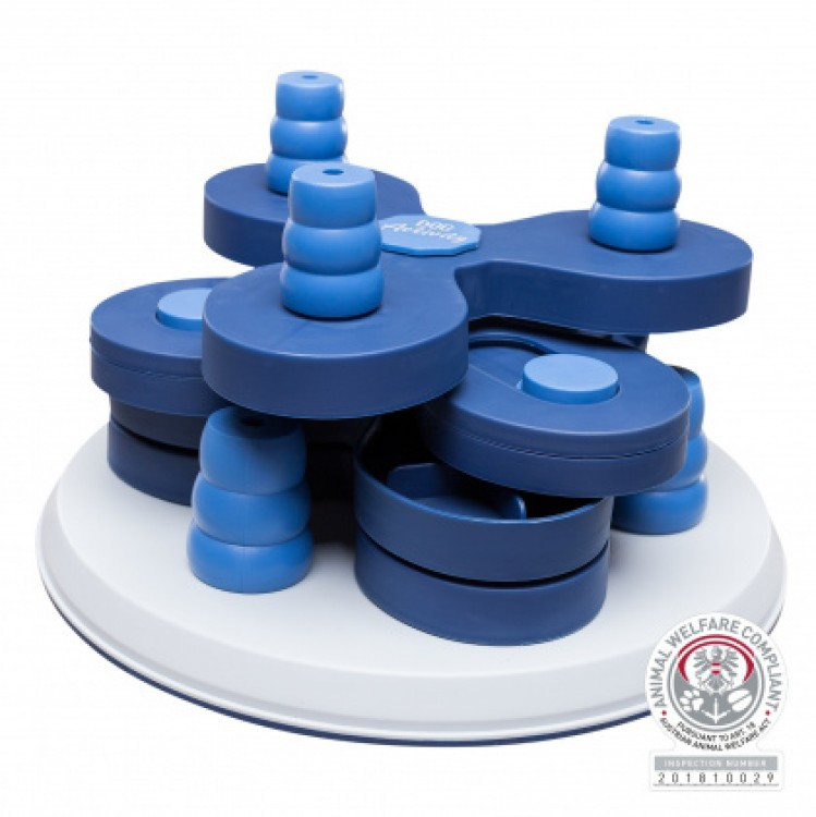 TRIXIE - Dog Activity, Flower Tower Strategiespiel