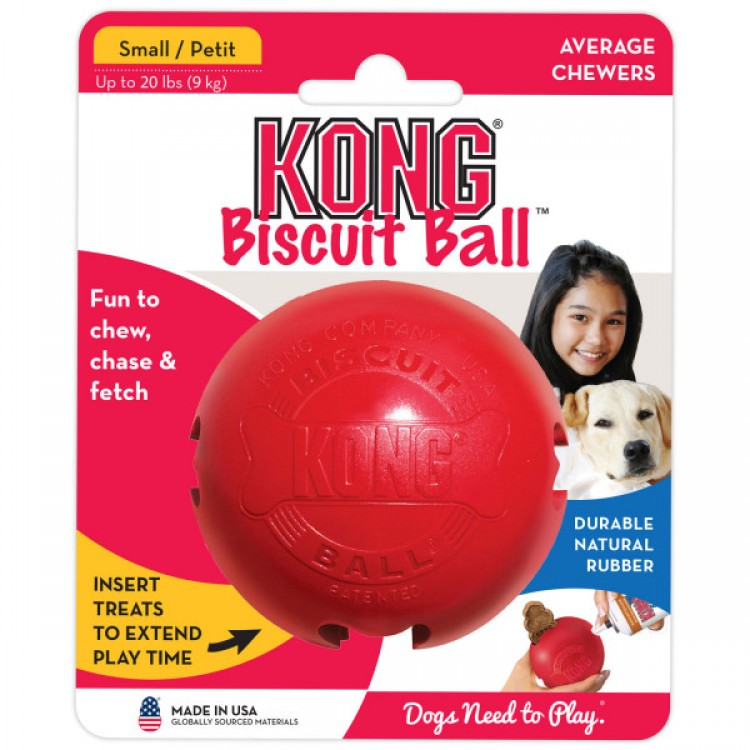KONG - Biscuit Ball