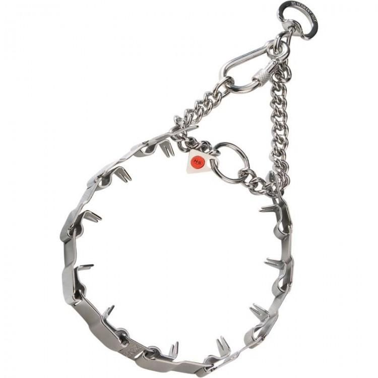 Neck-Tech-Halsband Sport mit Durchzugskette 48cm