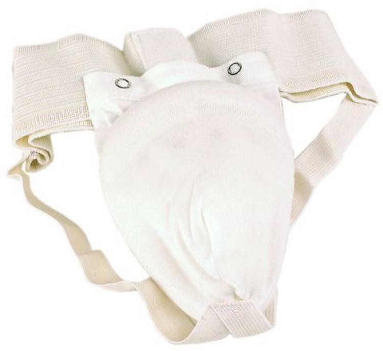 Schweikert - Tiefenschutz, Kunststoffschale mit elast. Gürtel