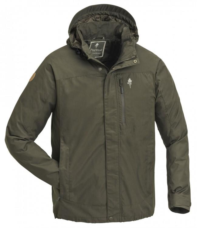 Pinewood - Caribou TC Extrem Jacke, olivgrün