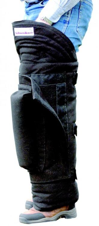 Schweikert - Beinschutz mit Beißwulst
