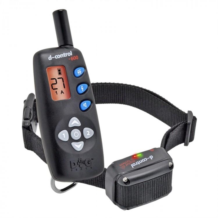 DogTrace - D-Control 600, Hunde Ferntrainer