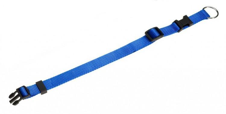 Karlie - Nylon-Halsband Basic Click, blau