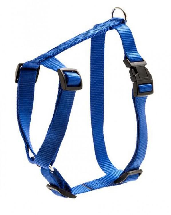 Karlie - Nylon-Geschirr Basic Click, blau