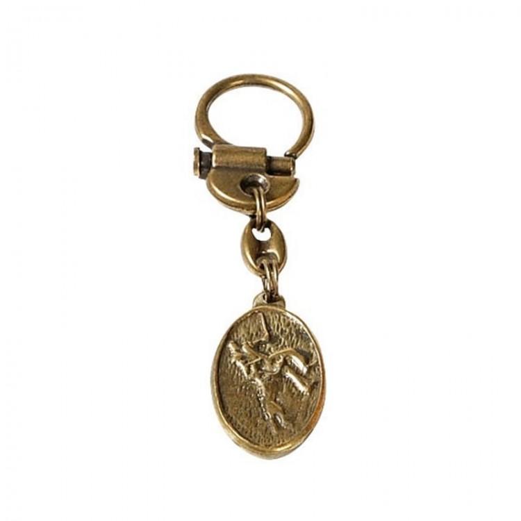 Schlüsselanhänder aus Messing - Helfer