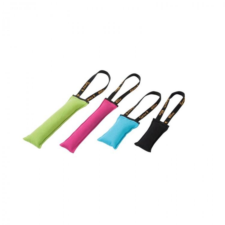 AGILITY Bringsel Baumwoll-Synthetik - 8 x 15cm, 1H grün