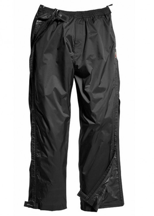 OWNEY - New Rain Pants, Regenhose black