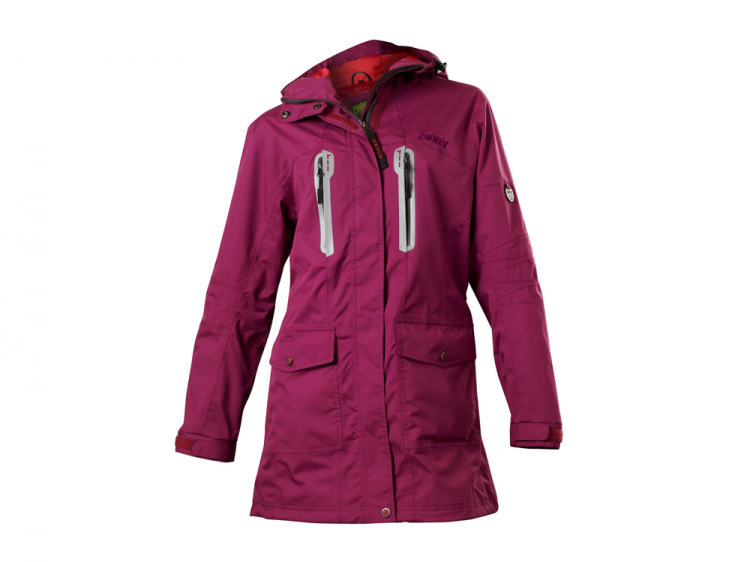 OWNEY - Arnauti, Damenparka - elder red