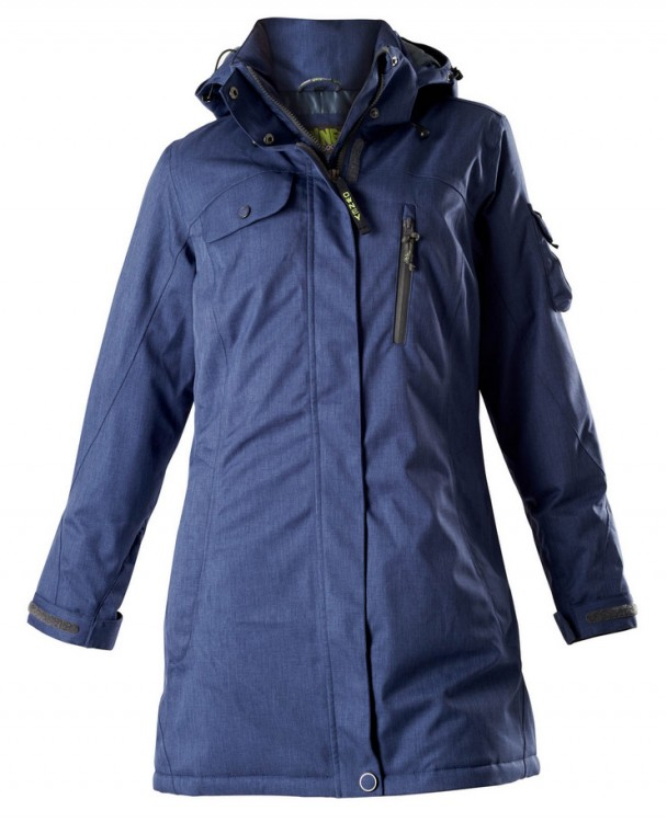 "OWNEY - Winterparka ""Arctic"" Damen - indigo blue"