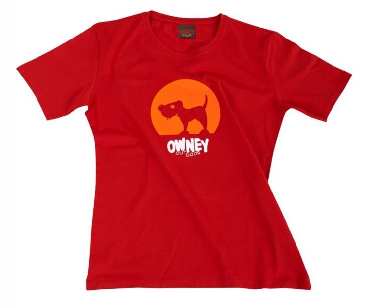 """OWNEY - T-Shirt """"Spotlight"""" - Women"""