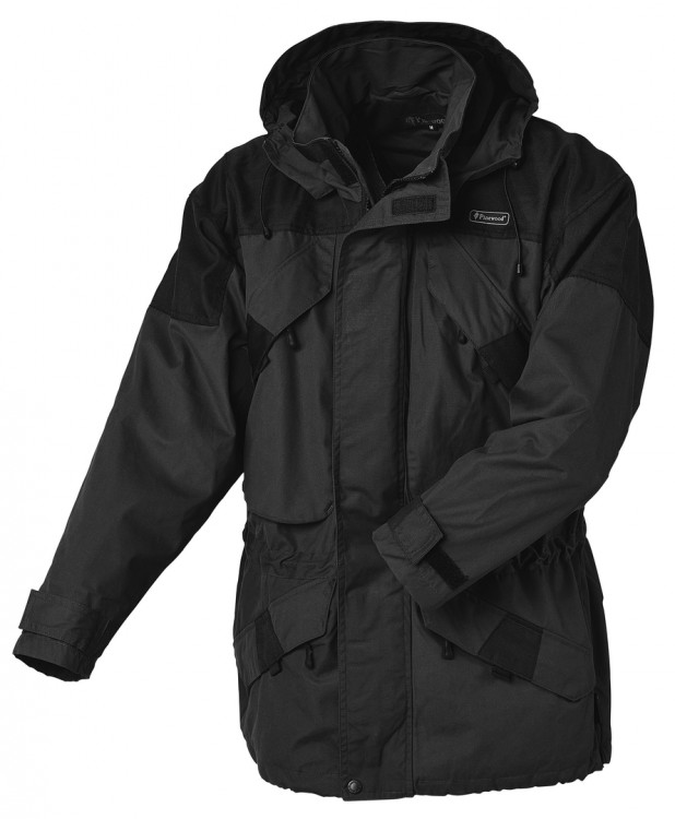 Pinewood - Lappland Extrem Jacke, schwarz