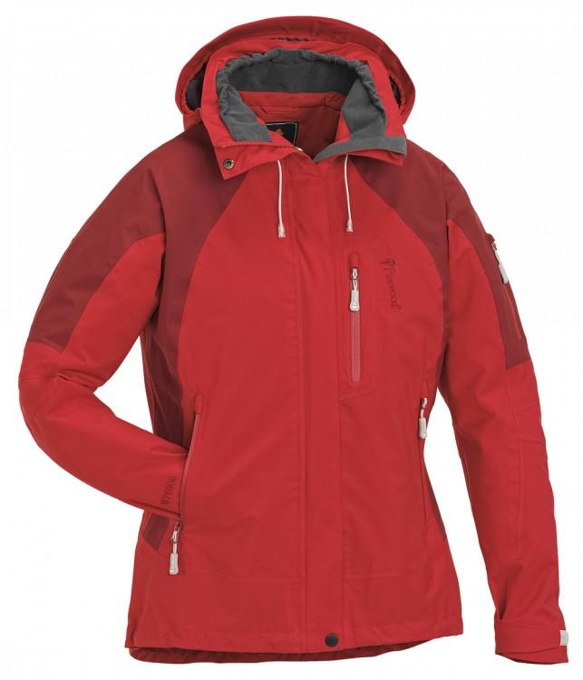 Pinewood - Isaberg Damen Jacke, rot