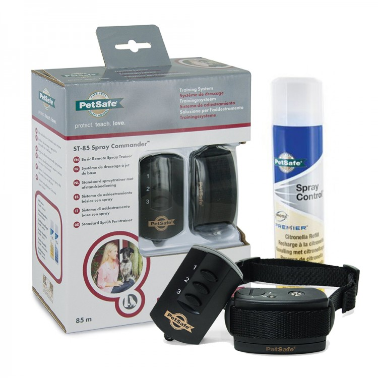 PetSafe - Trainingshalsband, Spray Commander