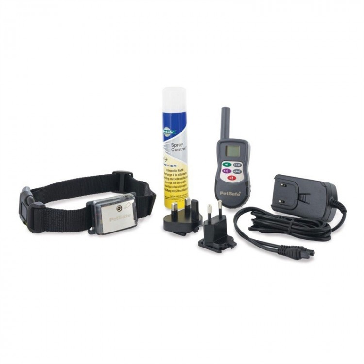 PetSafe - Deluxe Remote Spray Trainer - 275m