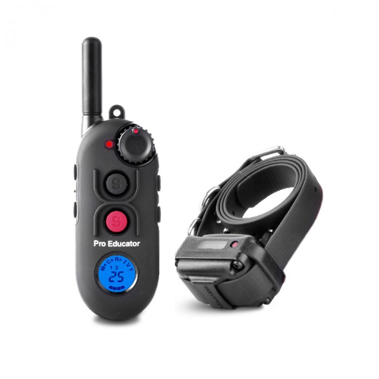 E-Collar - Pro Educator PE-900 mit Finger Button