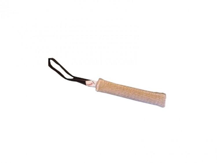Beißwurst Jute - 2,5 x 20cm, 1H