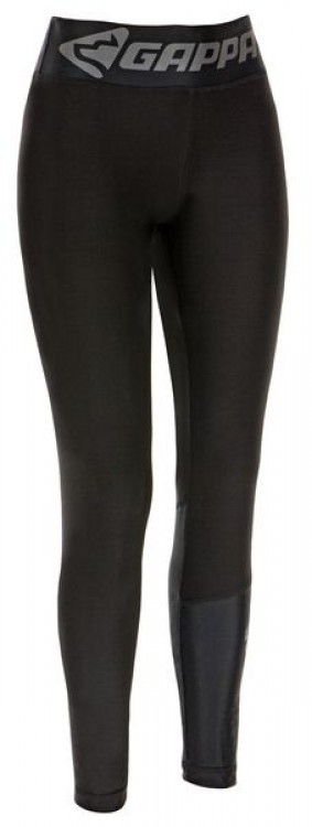 Gappay - Damen Leggings, schwarz
