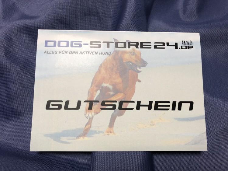 Dog-Store24.de - Geschenk-Gutschein