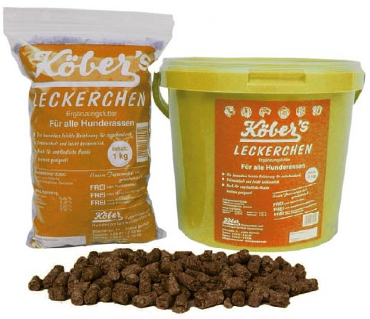 Köbers - Leckerchen mit Lamm 1kg