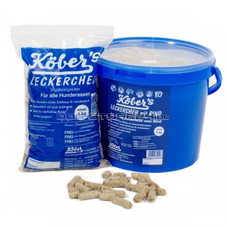 Köbers - Leckerchen mit Rind