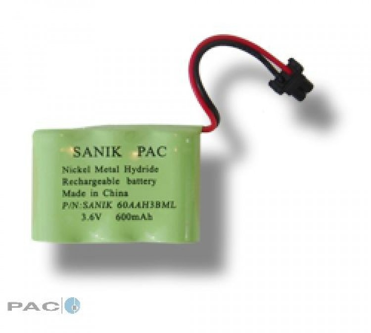 PAC - Akkupack für Standard-Empfänger