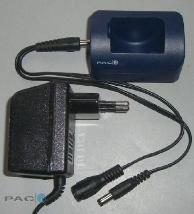 PAC - Ladeset für Nano-Ferntrainer